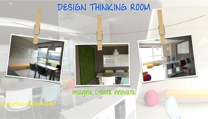 Design Thinking: Stand Up, Post It  And Share It - More Lessons From SAP!