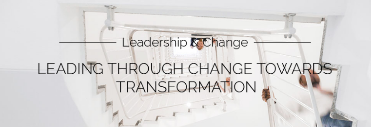 Leadership Change